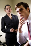 Serious businesspeople Stock Photography