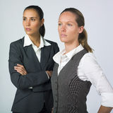 Serious businesspeople Royalty Free Stock Photography