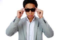 Free Serious Fashion Asian Man Stock Photo - 42326850