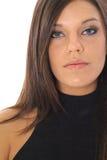 Serious look headshot Stock Photos