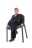 Serious Young Man. Royalty Free Stock Image