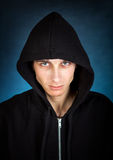 Serious Young Man Stock Images