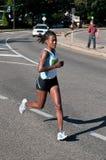 Serkalem Abrha - 2010 Twin Cities Marathon Royalty Free Stock Image