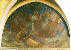 Sermon on the Mount Royalty Free Stock Photo