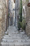 Sermoneta Stock Photo