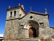 sernancelhe церков стоковая фотография rf