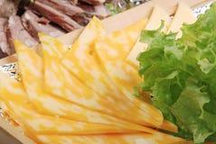 serowa sałata Obrazy Stock