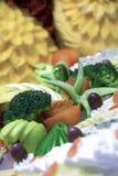 serowa sałatka Zdjęcie Stock