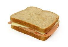 serowej zalewy pimentowa kanapka Zdjęcie Royalty Free