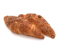 serowi croissants obrazy royalty free