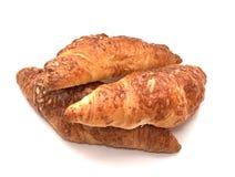 serowi croissants zdjęcia stock