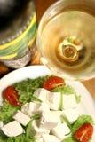serowy biel Fotografia Stock