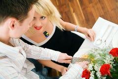 serowy greting Zdjęcie Royalty Free
