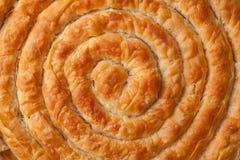 Serowy kulebiak zdjęcie stock