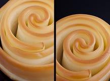 serowy parenica fotografia stock