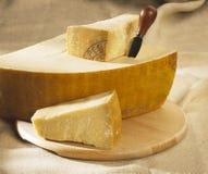 serowy parmesan zdjęcie stock