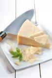 serowy parmesan Obraz Stock