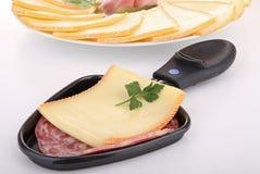 serowy raclette Obrazy Stock