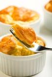 serowy souffle zdjęcia royalty free