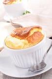 serowy souffle obrazy royalty free