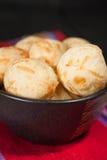 Serowy yuca chleb Zdjęcia Royalty Free