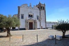 SERPA, PORTUGAL: Santa Maria Church Stock Photos