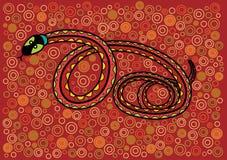 Serpent Stock Foto