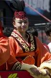 Serpent chinois d'an neuf de Wellington Photos libres de droits