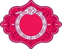 Serpent d'élément chinois de dessin d'an neuf Photo libre de droits