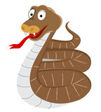 Serpente Imagens de Stock Royalty Free