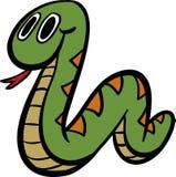 Serpente bonito Fotografia de Stock