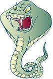 Serpente da cobra Imagens de Stock