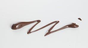 Serpente del cioccolato Immagine Stock Libera da Diritti