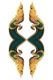 Serpente della statua Immagini Stock Libere da Diritti