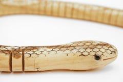 Serpente do brinquedo Foto de Stock Royalty Free