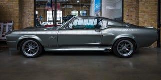 Serpente super de Shelby GT 500E Foto de Stock