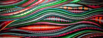 Serpentes africanas Foto de Stock