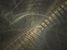 Serpenti metallici Fotografia Stock Libera da Diritti