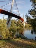 Serpentine Bridge images stock