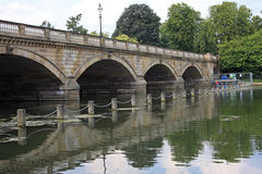Serpentine Bridge,London Royalty Free Stock Photos