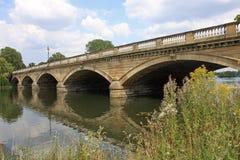 Serpentine Bridge,London Stock Image