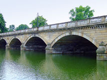 Serpentine Bridge London Stock Photography