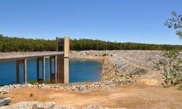 Serpentine Dam imagenes de archivo
