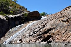 Serpentine Falls, Australie occidentale Images stock