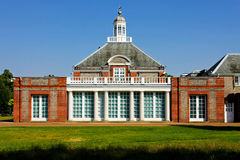 Serpentine Gallery Royalty Free Stock Photography
