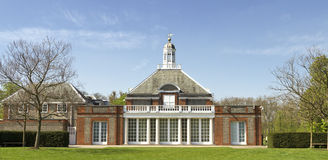 Serpentine Gallery Royalty Free Stock Photo