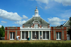 Serpentine gallery in London Stock Photos