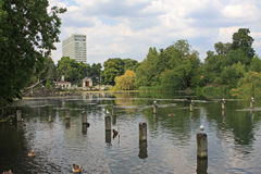 Serpentine, London Royalty Free Stock Image