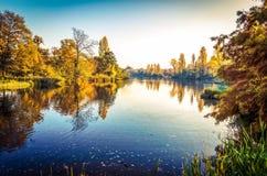 Serpentine River Fotografia Stock Libera da Diritti
