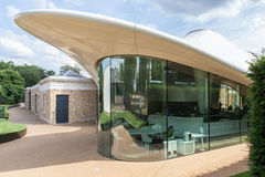 Serpentine Sackler Gallery Restaurant Royalty Free Stock Images